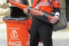 Big Orioles Fan