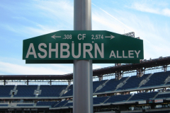 Ashburn Alley Sign 3