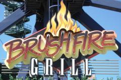 Brushfire Grill Sign 4