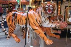 Merry Go Round Tiger