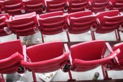 Angled Seats