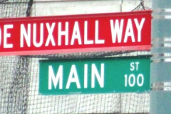 Joe Nuxhall Way