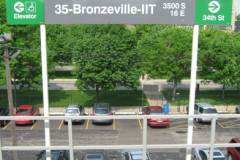 35-th Bronzeville Sign 2