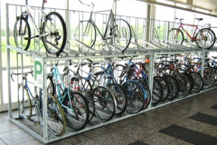 Bike Rack at Sox-35th