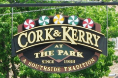 Cork and Kerry Sign