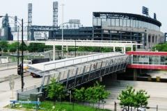 View From Metra Platform