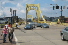 Clemente Bridge From Point