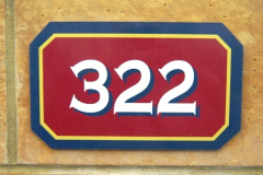 Section 322 Sign
