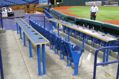 Dugout Counter Seats