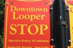 Looper Stop Sign