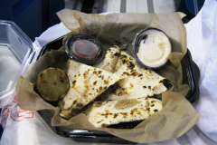 Smokehouse Quesadillas