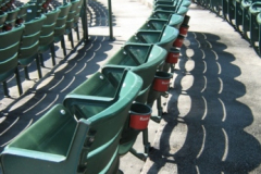 Seats in Walkway