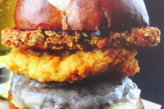 Barnyard Wedding Burger