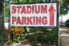 Parking South of Stadium