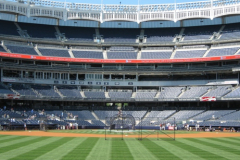 View From Monument Park