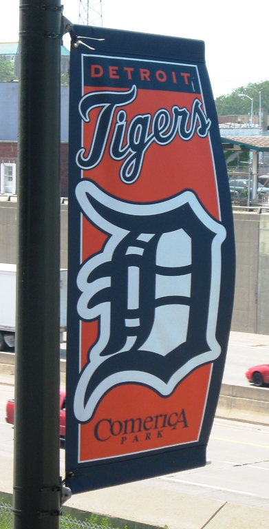 Detroit Tigers ballpark