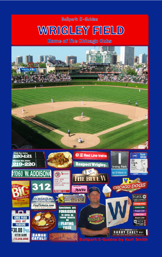wrigley field guide