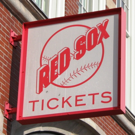 boston red sox ballpark