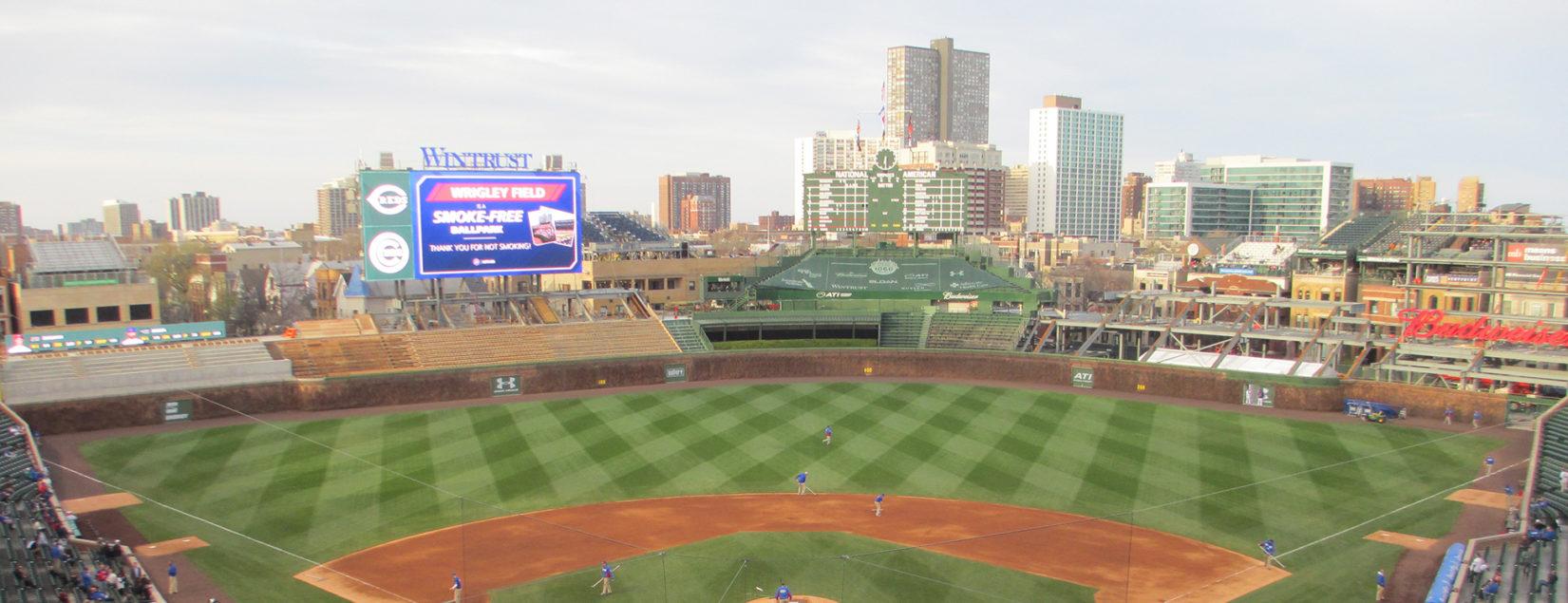 Wrigley field photos mlb ballpark guides amipublicfo Gallery