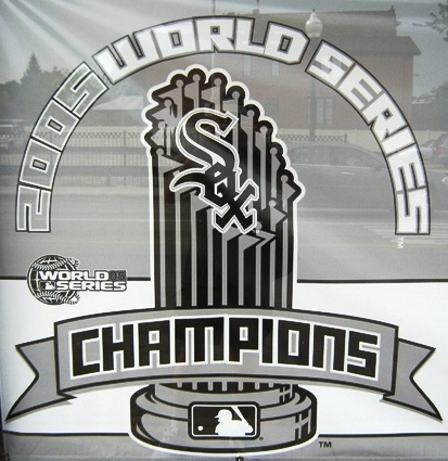 white sox fans world champs