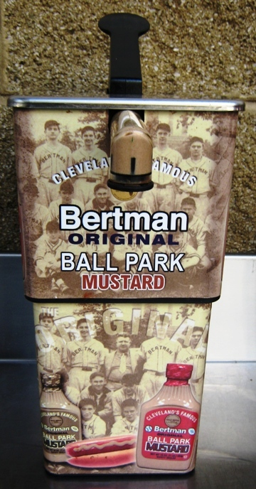 bertmans ballpark mustard progressive field