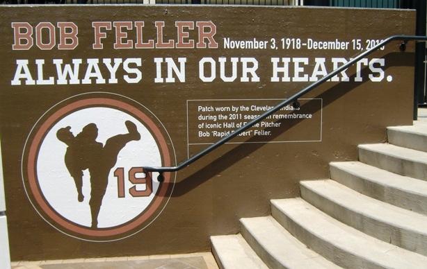 Bob Feller dedication