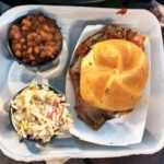 boogs bbq platter camden yards