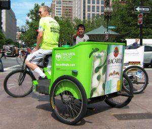 boston pedicab fenway park