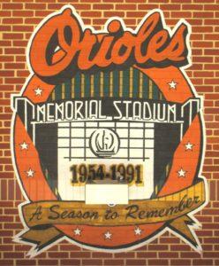 Memorial Stadium tribute