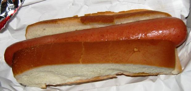 fenway frank white bread bun