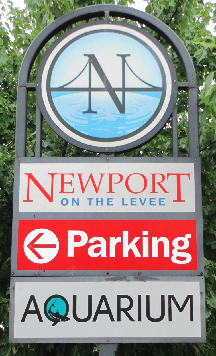great american ball park parking newport