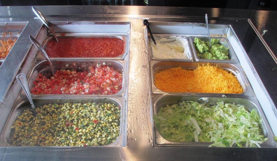 what to eat at progressive field ohio city burrito