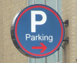 parking at fenway park hynes