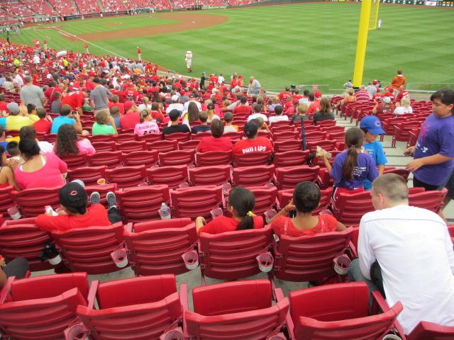 best ballparks gabp seating
