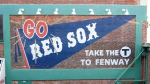 get to fenway park take the T