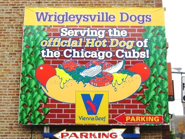 visiting wrigley field wrigleysville dogs