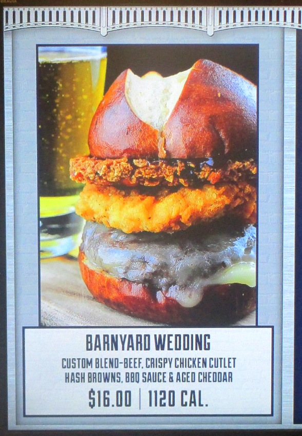 yankee stadium food options barnyard wedding