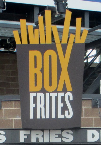 fries at citi field box frites