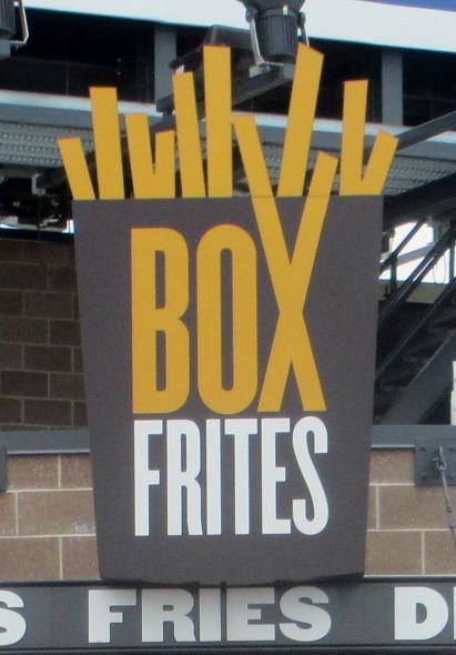 fries at citi field box frites