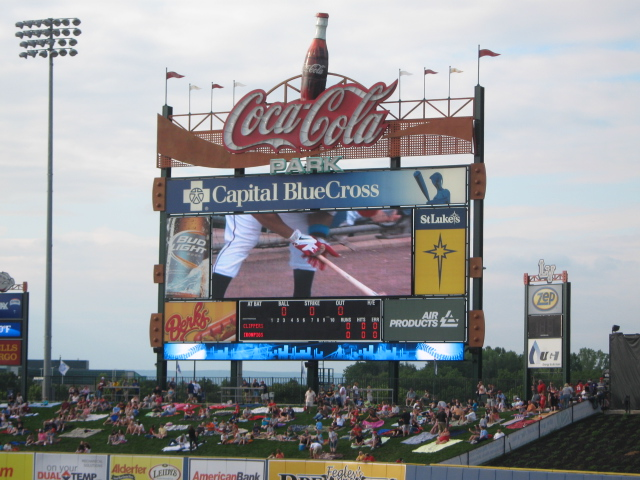 ballpark food coca cola park