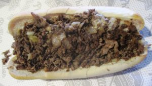 delcos cheesesteak citizens bank park