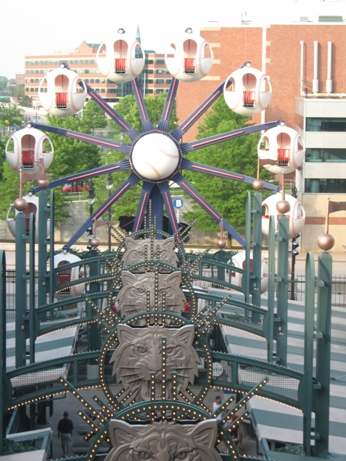 comerica park tips ferris wheel