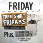 save money on souvenirs free shirt