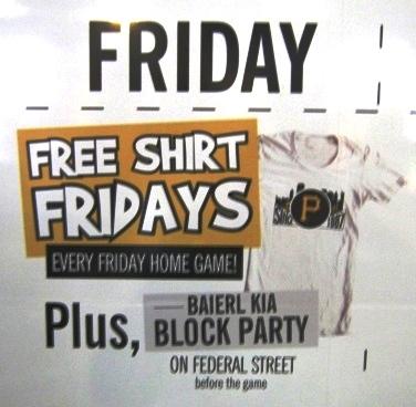 save money on souvenirs free shirt