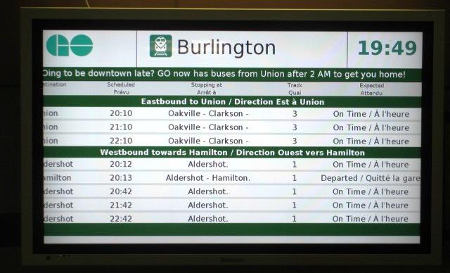 best way to get to rogers centre burlington