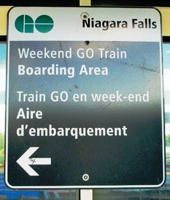 best way to get to rogers centre niagara falls