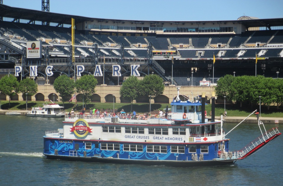 best way to get to pnc park gateway clipper