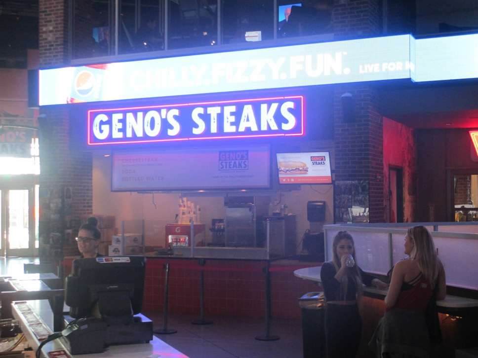 citizens bank park cheesestaks genos