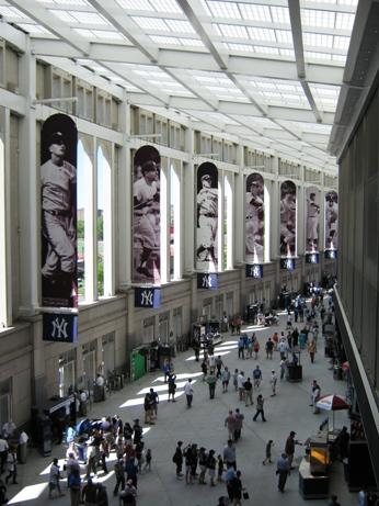 yankee stadium tips great hall