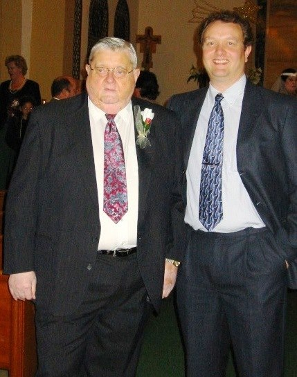 Kurt and Dad